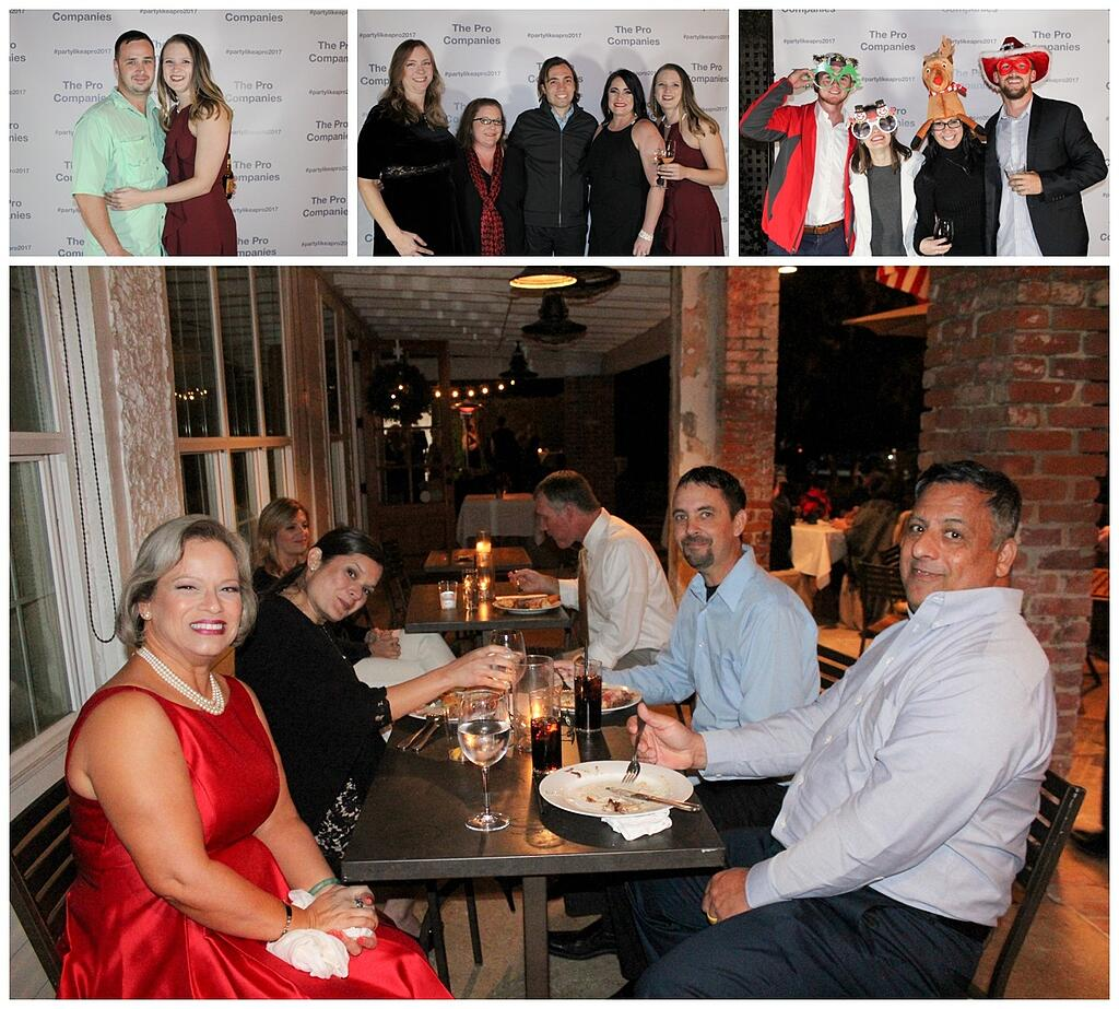 Louisiana Solar Holiday Party